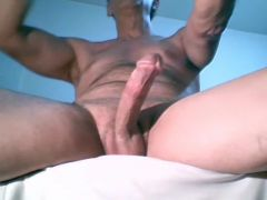 Masturbation solo way-out big O 7...!!!
