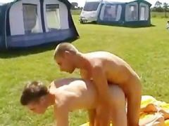 1 UK Scally Lads Bareback Campers Delight