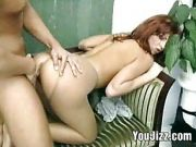 Redhead In Action
