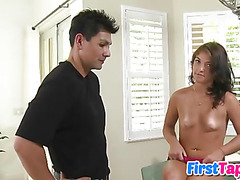 Summer in her first sex tape