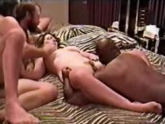 Sharing the wifey our 3-some