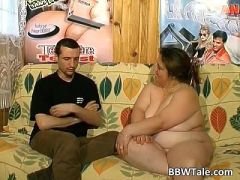 Chubby slut getting banged by some horny