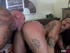 Banging her stepdad