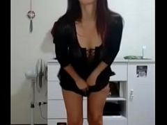 Sexy dance gf get naked