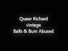 Balls and Bum Abused