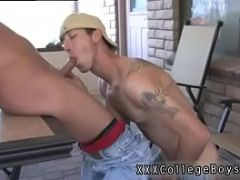 Teen thumb blowjob and not gay male boy Justin leaves a huge spunk