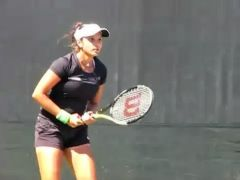 Sania Mirza 2011 SEO March 24 - YouTube