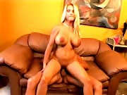 Hot blonde Holly Halston