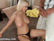 Mandi Dee gets stuffed by big cock