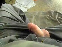 Pissing throughout an erection